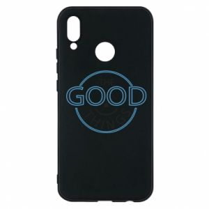 Phone case for Huawei P20 Lite The good things
