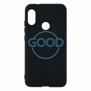 Phone case for Mi A2 Lite The good things