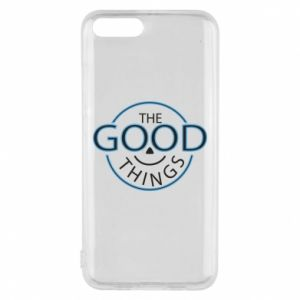 Phone case for Xiaomi Mi6 The good things
