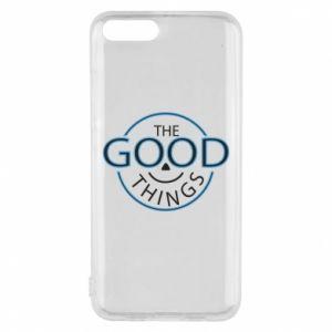 Etui na Xiaomi Mi6 The good things