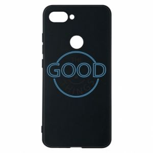 Phone case for Xiaomi Mi8 Lite The good things