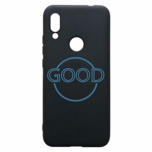 Phone case for Xiaomi Redmi 7 The good things