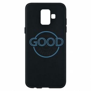 Phone case for Samsung A6 2018 The good things