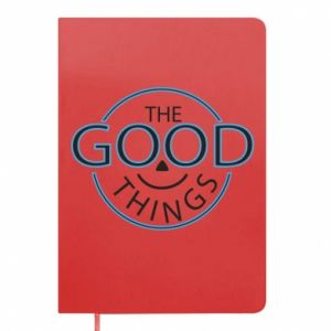 Notepad The good things
