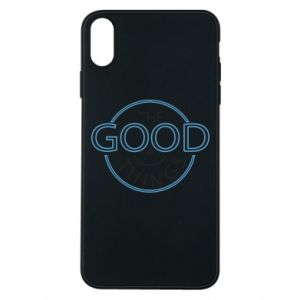 Phone case for iPhone Xs Max The good things