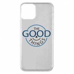 Etui na iPhone 11 The good things