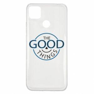 Etui na Xiaomi Redmi 9c The good things