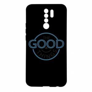 Etui na Xiaomi Redmi 9 The good things