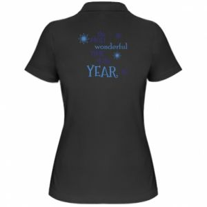 Women's Polo shirt The most wonderful time of the year