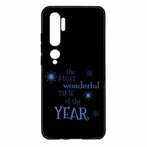Xiaomi Mi Note 10 Case The most wonderful time of the year