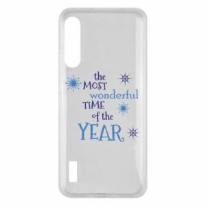Xiaomi Mi A3 Case The most wonderful time of the year