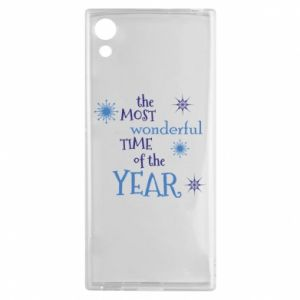 Sony Xperia XA1 Case The most wonderful time of the year