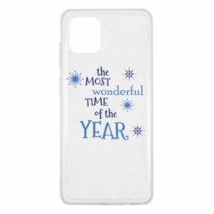 Samsung Note 10 Lite Case The most wonderful time of the year