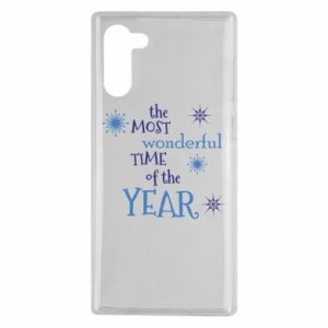 Samsung Note 10 Case The most wonderful time of the year