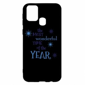 Samsung M31 Case The most wonderful time of the year