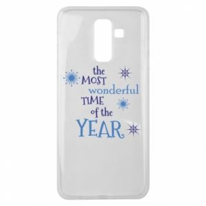 Samsung J8 2018 Case The most wonderful time of the year
