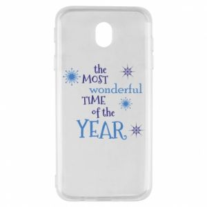Samsung J7 2017 Case The most wonderful time of the year