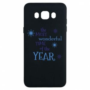 Samsung J7 2016 Case The most wonderful time of the year