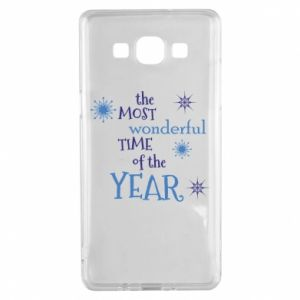 Samsung A5 2015 Case The most wonderful time of the year