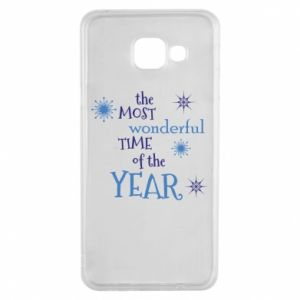 Samsung A3 2016 Case The most wonderful time of the year