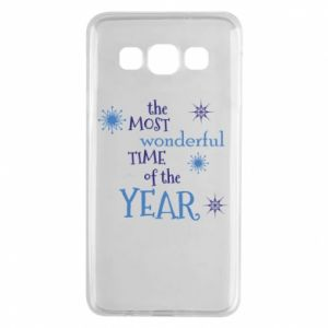 Samsung A3 2015 Case The most wonderful time of the year