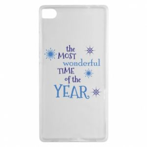 Huawei P8 Case The most wonderful time of the year