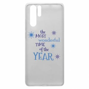 Huawei P30 Pro Case The most wonderful time of the year