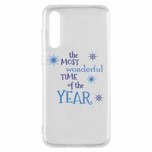 Huawei P20 Pro Case The most wonderful time of the year