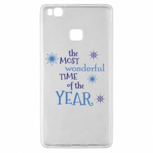 Huawei P9 Lite Case The most wonderful time of the year