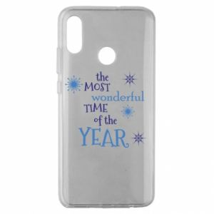 Huawei Honor 10 Lite Case The most wonderful time of the year
