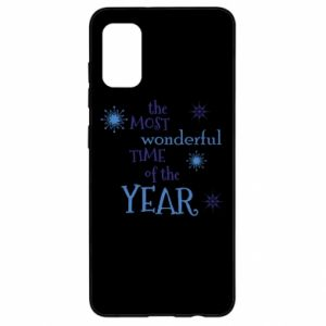 Samsung A41 Case The most wonderful time of the year