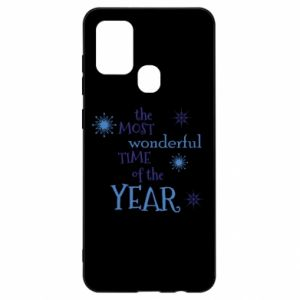 Samsung A21s Case The most wonderful time of the year