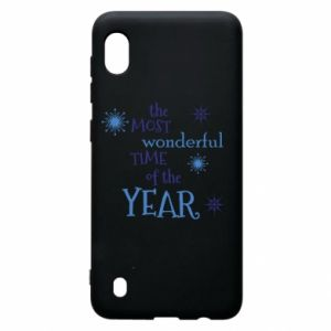 Samsung A10 Case The most wonderful time of the year