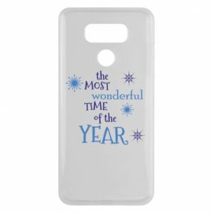 LG G6 Case The most wonderful time of the year