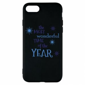 iPhone SE 2020 Case The most wonderful time of the year