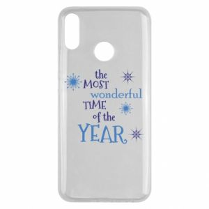Huawei Y9 2019 Case The most wonderful time of the year