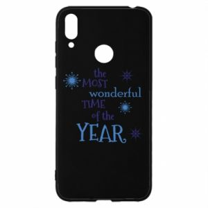 Etui na Huawei Y7 2019 The most wonderful time of the year