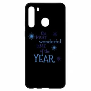Etui na Samsung A21 The most wonderful time of the year