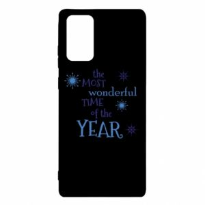 Etui na Samsung Note 20 The most wonderful time of the year