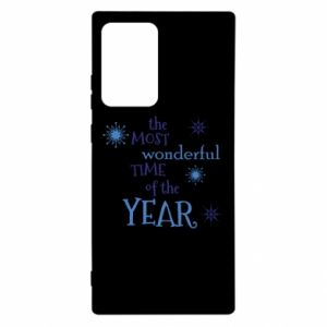 Etui na Samsung Note 20 Ultra The most wonderful time of the year