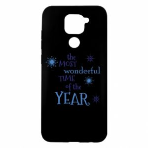 Etui na Xiaomi Redmi Note 9/Redmi 10X The most wonderful time of the year