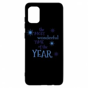 Etui na Samsung A31 The most wonderful time of the year