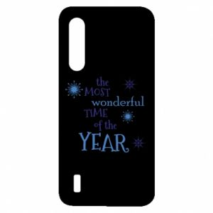 Etui na Xiaomi Mi9 Lite The most wonderful time of the year