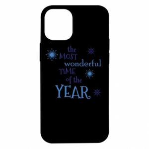 Etui na iPhone 12 Mini The most wonderful time of the year