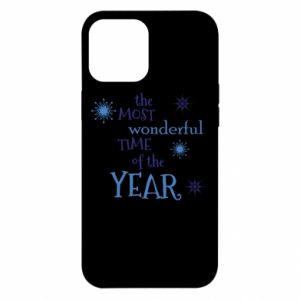Etui na iPhone 12 Pro Max The most wonderful time of the year