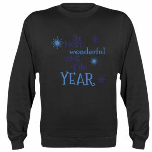 Sweatshirt The most wonderful time of the year