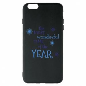 iPhone 6 Plus/6S Plus Case The most wonderful time of the year