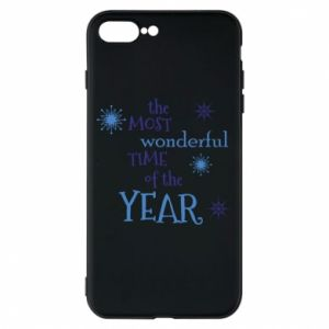 iPhone 7 Plus case The most wonderful time of the year
