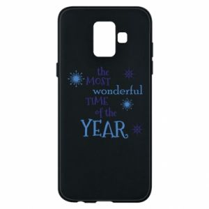 Samsung A6 2018 Case The most wonderful time of the year