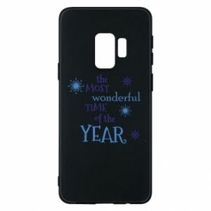 Phone case for Samsung S9 The most wonderful time of the year